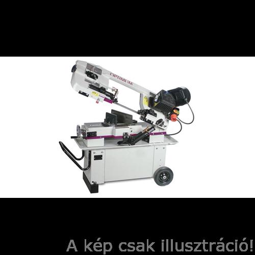 Szalagfűrészgép  S181 G (átm.180mm, 3seb., 750W/400V)    OPTIMUM   3300182