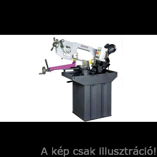 Optimum  Szalagfűrészgép OPTIMUM S275 N (átm.225mm, 45/90m/p, 1,1kW/400V)  3300260