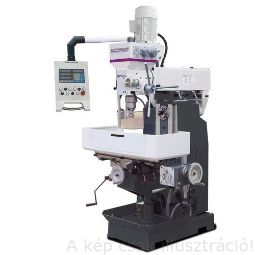 Optimum  Marógép OPTI MT 50 (4,5kW/400V, SK40, 1000x240mm)  3336005