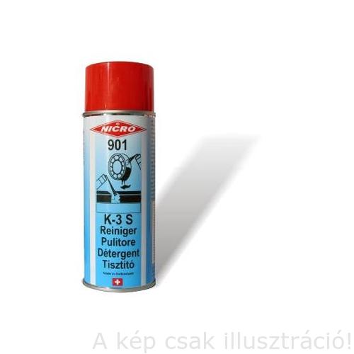 Spray; Nicro 901 K-3 S Klórmentes műszaki tisztító folyadék 5L 1RI4850000005LT
