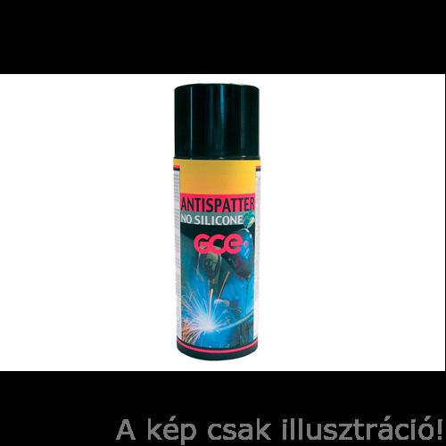 Spray hegesztési latapadás gátló, szilikonmentes, 400ml mentol illatú  'GCE ' WP22001B