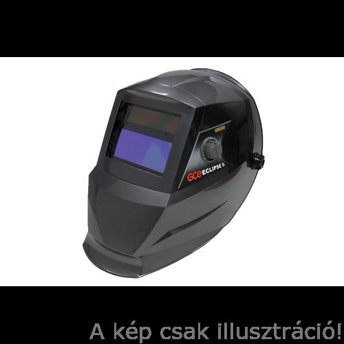 Hegesztő fejpajzs Automata 'Eclipse 2.s' 96x42mm #9-13, köszörülés is.     GCE   AD010004