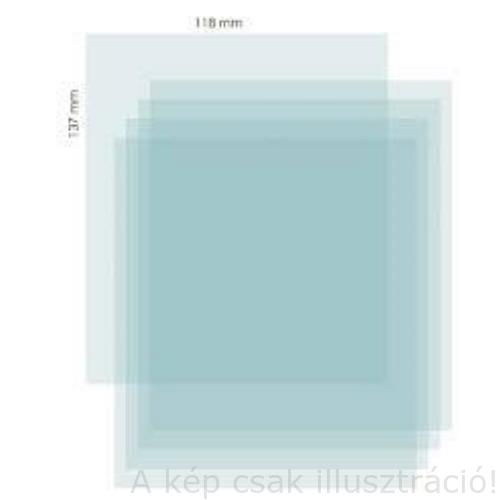 Hegesztő pajzs külső plexi FLIP-UP  IWELD (5DB / CSOMAG)